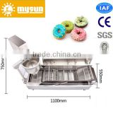Best Quality stainless steel doughnut machine/automatic donut making machine/mini donut maker