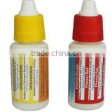 Refill Bottles with Baby Lock Cap (20CC) Test Kit, Swimming Pool Maintenance and Accessories