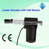 6000N large force High Quality stainless steel DC linear actuator RS-DH, linear actuator with HALL SENSOR