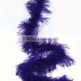 Wholesale fashion ostrich feather boa scarf