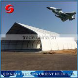 aluminium structure clear span structure aircraft hangar tent