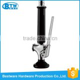 high quality 304 stainless steel restaurant commercial pre rinse wall mount long neck kitchen faucet
