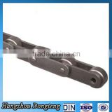 Double Pitch Carbon Steel Hollow Pin Conveyor Chain