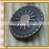 Factory wholesale metal toggle coat buttons