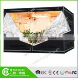 None Toxic Waterproof 95% Reflective 210D/600D Mylar Hydroponic Grow Tents / Growing System Equipments