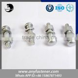 16 years factory experience High tensile stainless steel bolt