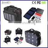 New solar backpack for laptop charger