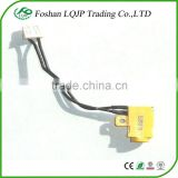 NEW Official for PSP3001 for PSP3000 Yellow AC Power Input Part Socket for psp 3000