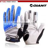 Good quality colorful sports riding racing giant bicycle gloves