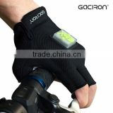 Gaciron Breatheable Shock-absorbing Fingerless Mountain Bike Cycling Glove Hand Protecting Sports Glove