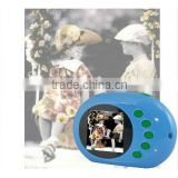 "1.44"" TFT kids camera digital with interesting background"