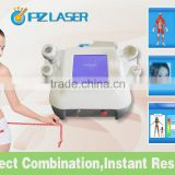 Free shipping Cavitation RF 5 in 1 multifunction cavitation machine / Vacumm+RF+Cavitation multifunction machine