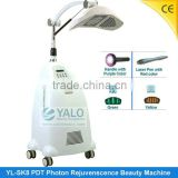 Led Light Skin Therapy (YL-SK8) Care Photon Red Light Therapy Devices Beauty Pdt/ Led Light Skin Rejuvenation Equipment