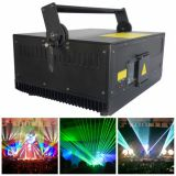 Full Colorful RGB5000 Stage Laser Light