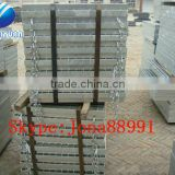 welded steel grating plate from steel grating factory