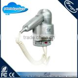 Hotel equipment wall mounted hair salon hood dryer for star hotel