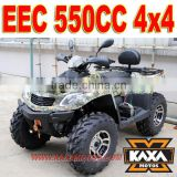 EEC 550cc 4x4 Street Legal ATV for Sale