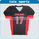 custom Football Practice Jerseys heat press for kids