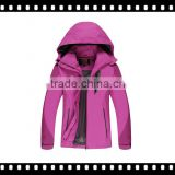Pink Ladies Soft Shell Jacket Womens