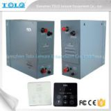 3kw wet spa steam generator for steam bath