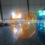Colorful Inflatable Toy Style Inflatable Water Ball For Water Game Fun