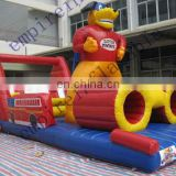 outdoor inflatable games, inflatable obstacles,obstacle course OT002