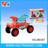 Ride on baby car toy with music and light for kids