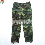 New hot selling products black military camouflage uniform gold braid