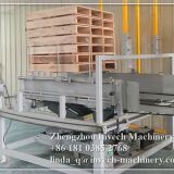 wooden pallet making machine for sale
