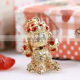 FASHION POODLE DOG MOBILE PHONE STRAP/CHARM MOBILE PHONE ACCESSORIES