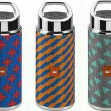 New direct selling m266 bottle bluetooth speaker cloth portable audio portable audio outdoor portable bluetooth subwoofe