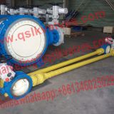 Bi-Directional Sealing Butterfly Valve In Buried Service