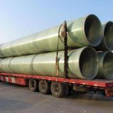 Glass fiber sand pipe   Glass Fiber Reinforced Plastic Sand Pipe Dewatering Pipe assembly method