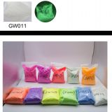 Newest wholesale glow in dark dipping powder private brand thermo powder dip powder acrylic nail