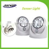 indoor and outdoor Motion activated led cordless sensor light                                                                         Quality Choice