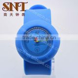 SNT-SI038A silicone watch bracelet waterproof silicone watch wristband
