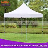2015 white pop up tent wholesale with aluminum frame folding structures                                                                         Quality Choice