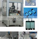 optional single sheet or roll film touch panel tempering glass screen protector laminator machine