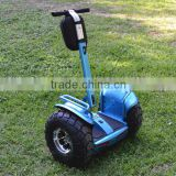 72V lithium battery balancing space chariot, 2 wheel rock board scooter with 20-40km range