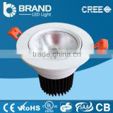 High quality 18 watt best price cob led downlight dimmable led downlight led recessed mounted downlight