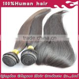Popular stock 100% human high quality cheap human hair lace front lace closure weaves