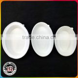 Bagasse food storage hot food container