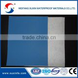 2.0mm thickness Root resistance pvc membrane foil for door for roof basement waterproofing