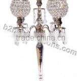 Wedding Crystal Candelabra for party and wedding decoration for the floor or as table centerpiece