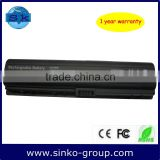 6 cells notebook lithium battery for hp DV2000 DV6000 V3000 V6000 series HSTNN-IB31 HSTNN-OB42