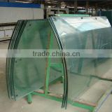 Inquiry about Curved glass for buildings