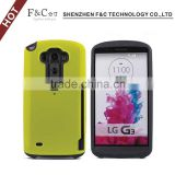 high quality pc tpu cover case for lg g3
