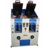 Pneumatic Double-Head Cover Type Shoe Sole Compression Machine