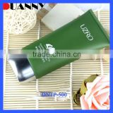 Sunscreen Cream Packaging Tube , Cosmetic Plastic Packing Tube                                                                         Quality Choice