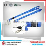 High Quality Custom Durable Advertising Silk-screen Printed Polyester Exhibition Lanyard